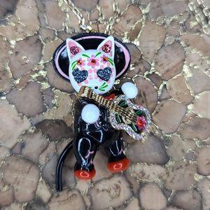 Día de Los Muertos BJ Cat